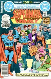 Superman Family 200