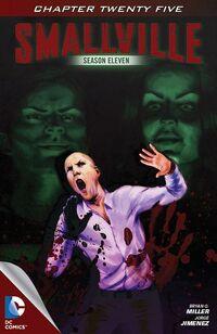 Smallville S11 109 Digital Cover