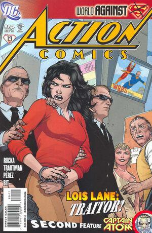 Action Comics 884