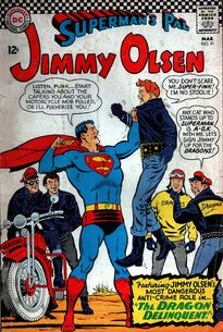Supermans Pal Jimmy Olsen 091
