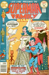 Superman Family 181