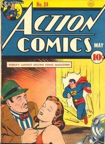 Action Comics Issue 24