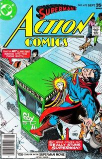 Action Comics Issue 475