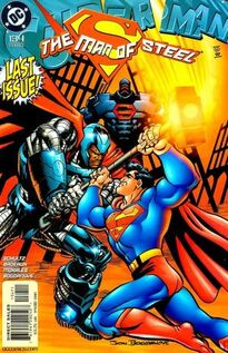 Superman Man of Steel 134