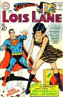 Supermans Girlfriend Lois Lane 080