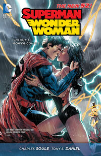 Superman-Wonder Woman TPB 01 Power Couple