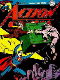 Action Comics Issue 70