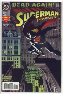 Superman Man of Steel 39