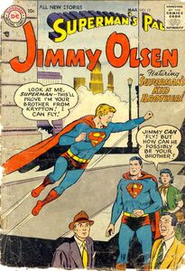 Supermans Pal Jimmy Olsen 019