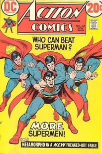 Action Comics Issue 418