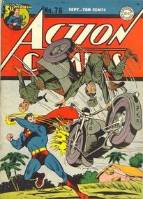 Action Comics Issue 76