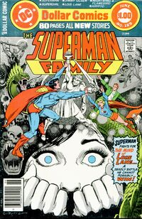 Superman Family 189