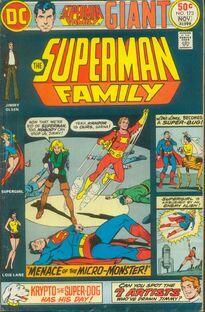 Superman Family 173