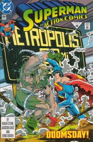Action Comics 684