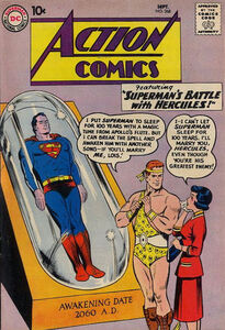 Action Comics Issue 268
