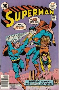 Superman Vol 1 306