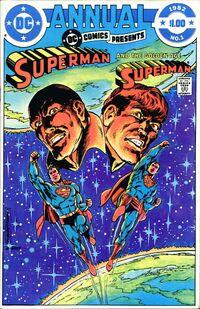 DC Comics Presents Annual 01