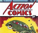 List of Action Comics stories