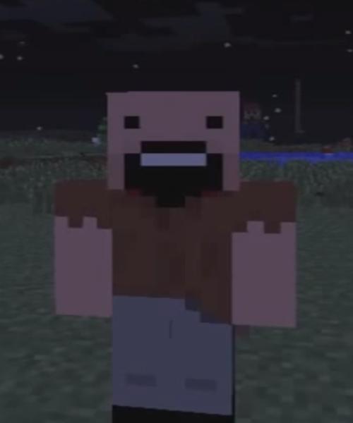 Minecraft: Notch vs. Herobrine - YouTube