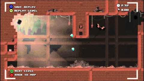 Super Meat Boy - 4-15X Bone Yard