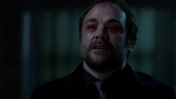 Demon-Eyed Crowley Crop