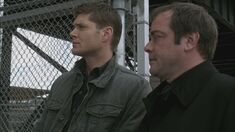 Dean and Crowley