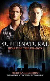Supernatural Heart Dragon