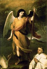 Raphael in Lore