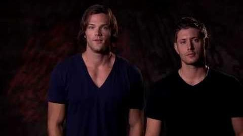 "Introduction to Supernatural The Animation - First episode intro ""The Alter Ego"" J2-0"