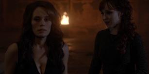 Amara and Rowena