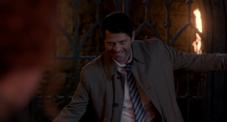 Lucifer reveals his possession of Castiel