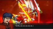 SRW OG Lord of Elemental (PSP) - Granveil All Attacks