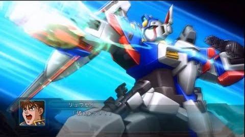 2nd Super Robot Wars OG R-1 All Attacks