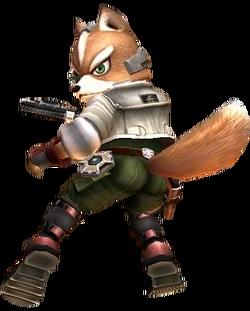 Fox mccloud brawl - photo#7