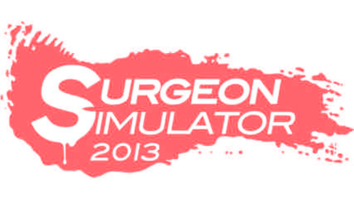 Surgeon Simulator 2013 Logo Transparancy