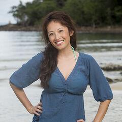Peih-Gee's alternate cast photo for <i>Cambodia</i>.