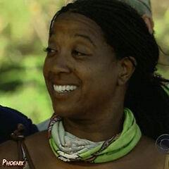 Cassandra Franklin, as a member of <a href=