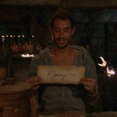 Reed votes against Missy.