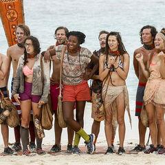 Vanua at their first <a href=