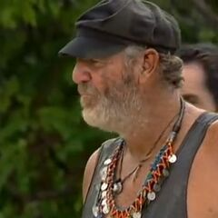 Big Tom won immunity.