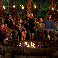 Upolu at their first Tribal Council.