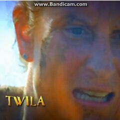 Twila's motion shot in the opening.