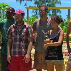 Ciera and the boys win immunity, again.