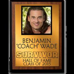 Benjamin 'Coach' Wade