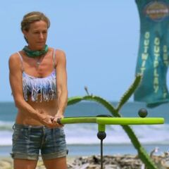 Missy competing in the final eight Immunity Challenge, <i><a href=