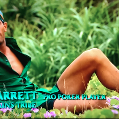 Garrett in a <a href=