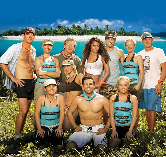 Australian Survivor - Wikipedia