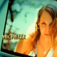 Michelle's photo in the opening