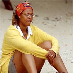 Ghandia at the Chuay Gahn camp.