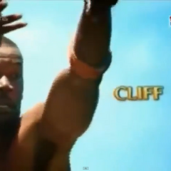 Cliff's first motion shot in the intro